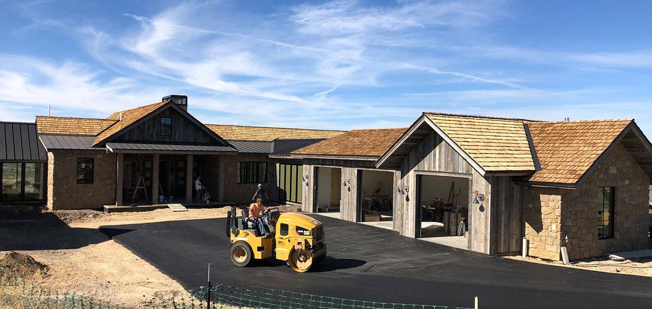Lehi Asphalt Contractor, Concrete Contractor and Excavation Contractor
